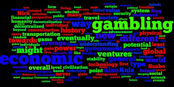 4th wave gambling wordle