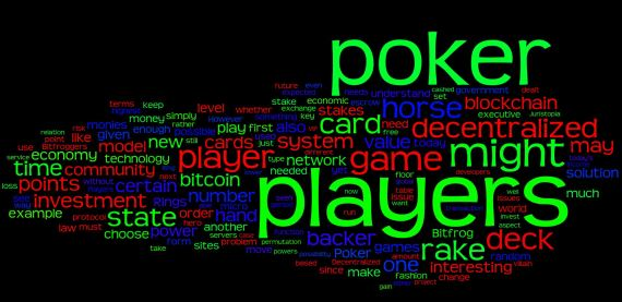 decentralized poker